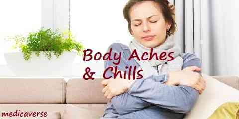 body aches and chills